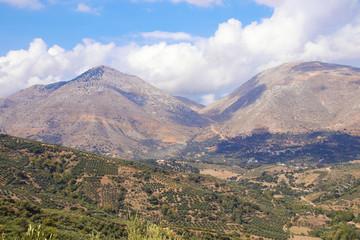 Westkreta, Kreta, Berge, Panorama