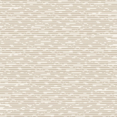 Abstract thin line horizontal pattern on light brown color background and texture.