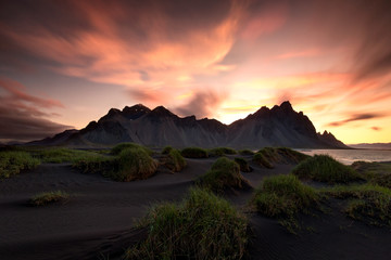 Stokksnes sunrise 3