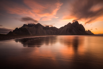 Stokksnes sunrise 2