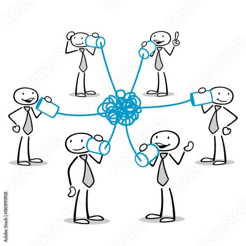 """Business Team Gruppe im Kommunikation Dialog"" Stockfotos ..."