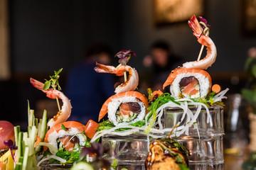 Sushi-Kreation