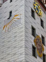 altes Rrathaus in München , sehenswürdigkeit, hochauflösend sehenswürdigkeiten