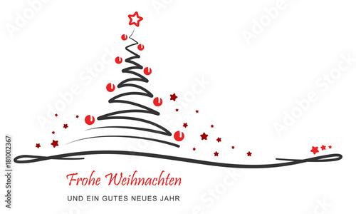 weihnachten abstrakter weihnachtsbaum wei grau. Black Bedroom Furniture Sets. Home Design Ideas