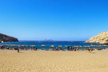 Matala, Kreta, Griechenland