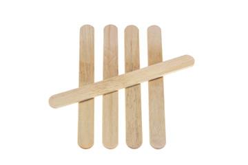 Ice lolly sticks