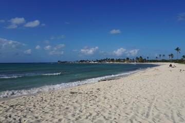 Playa La Boca in Santa Lucia auf Kuba, Karibik