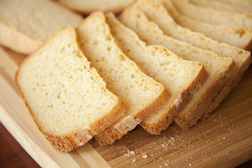 yellow bread without gluten