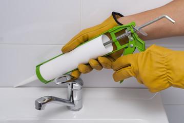 sanitary silicone sealant