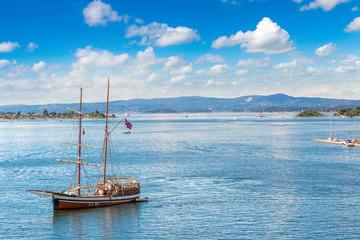 Oslo Harbor, Norway