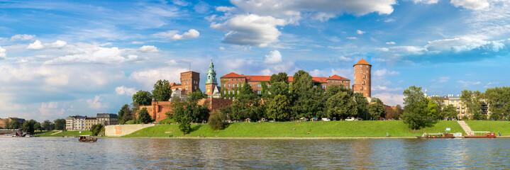 Wawel castle in Kracow