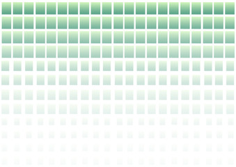 Green rectangle, geometric background. Vector illustration