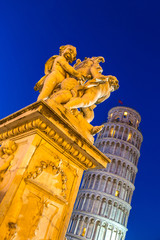 Fotomurales - Leaning  tower in Pisa