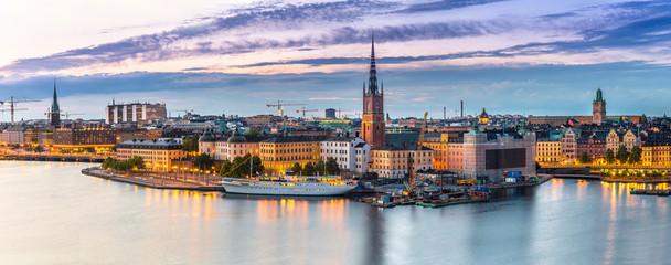 In de dag Stockholm (Gamla Stan) in Stockholm, Sweden