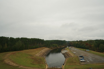 Freshwater Lake Spillway
