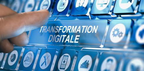 Image Concept, Transformation Digitale
