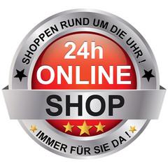 Onlineshop 24h Redbutton