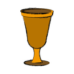 Chalice  icon isolated