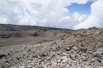 Kilimanjaro Rocky Plain