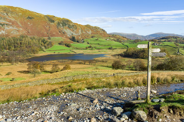 Little Langdale - English Lake District
