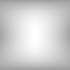 Grey light gradient background