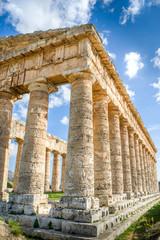 Segeste temple, Sicily, Italy