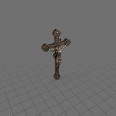Wooden crucifix 2