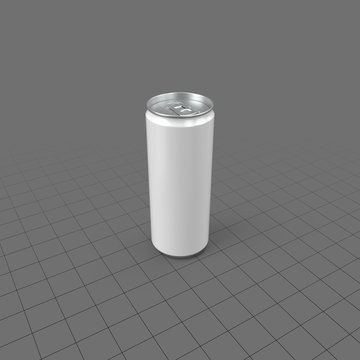 Small drink can