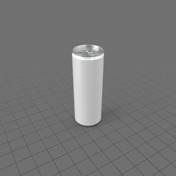 Medium drink can