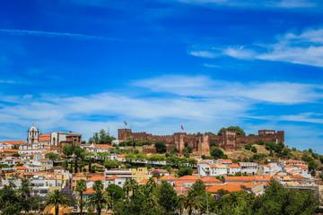 Silves Medieval Castle - Algarve Portugal
