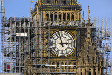 Restoration of the Houses of Parliament