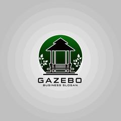 Gazebo Logo Template