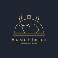 Roasted Chicken Logo