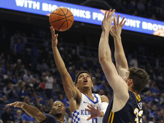 NCAA Basketball: East Tennessee State at Kentucky