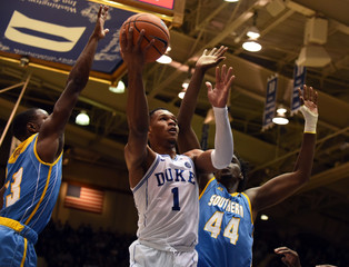 NCAA Basketball: Southern at Duke