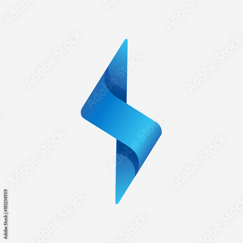 Zeus Symbol Vector Icon Stock Image And Royalty Free Vector Files