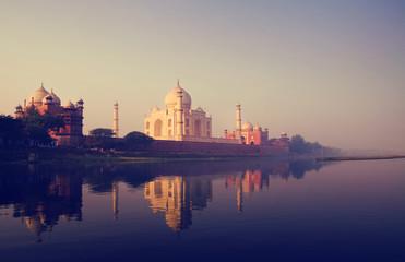 The Taj Mahal Wall mural