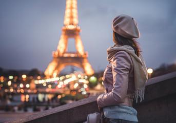 Tourist on vacation