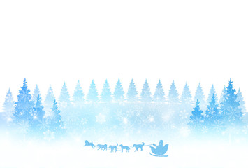 戌 年賀状 クリスマス 背景