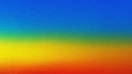 Abstract background rainbow color
