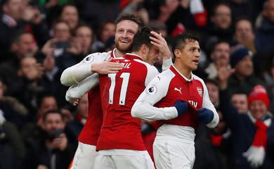 Premier League - Arsenal vs Tottenham Hotspur
