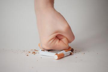 STOP Smoking. World no tobacco day