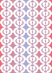 Lines pattern, vector background