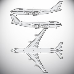Aircraft,airliner