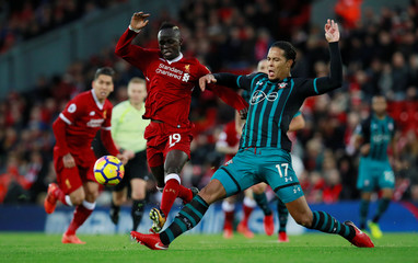 Premier League - Liverpool vs Southampton