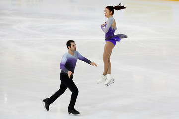 ISU Grand Prix of Figure Skating Internationaux de France