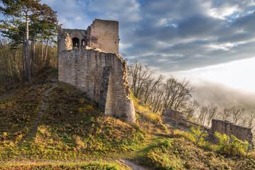 Jena - Ruine Lobdeburg_1