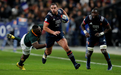 Autumn Internationals - France vs South Africa