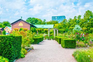 Tradgardsforeningen, the Garden Society park in Goteborg, Sweden