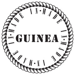 impression made in Guinea